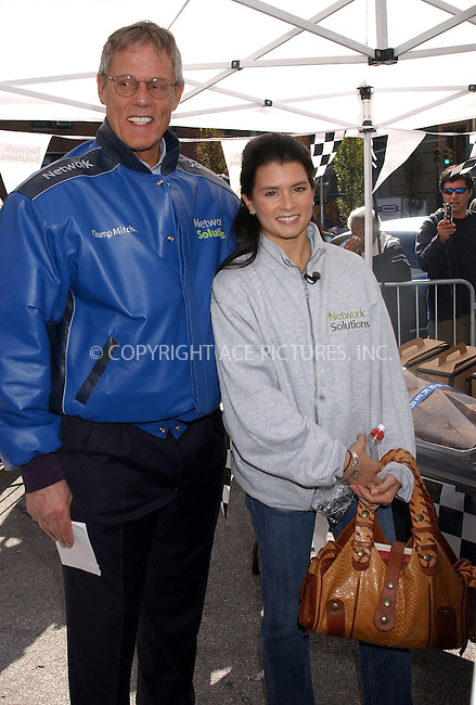 WWW.ACEPIXS.COM . . . . . ....NEW YORK, OCTOBER 20, 2005....Danica Patrick at the Race to Network Solutions Go Kart Challenge held at Union Square.....Please byline: KRISTIN CALLAHAN - ACE PICTURES.. . . . . . ..Ace Pictures, Inc:  ..Craig Ashby (212) 243-8787..e-mail: picturedesk@acepixs.com..web: http://www.acepixs.com