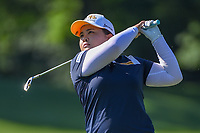 Inbee Park (KOR) watches her tee shot on 3 during round 1 of the 2018 KPMG Women's PGA Championship, Kemper Lakes Golf Club, at Kildeer, Illinois, USA. 6/28/2018.<br /> Picture: Golffile | Ken Murray<br /> <br /> All photo usage must carry mandatory copyright credit (&copy; Golffile | Ken Murray)