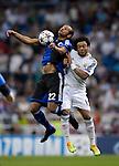 Real Madrid - Kobenhavn . Partido de UEFA Champions League<br /> PHOTOCALL3000/ DP