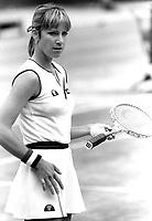 CHRIS EVERT (USA)<br /> Wimbledon 1981Chris Evert (USA)<br /> Copyright Michael Cole