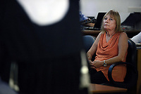 Roma, 17 Luglio 2018<br /> Rita Calore, mamma di Stefano Cucchi testimonia.<br /> Processo Cucchi Bis contro 5 Carabinieri accusati della morte di Stefano Cucchi