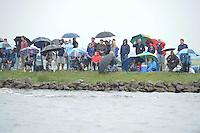 ZEILEN: ELAHUIZEN: 25-07-2014, SKS skûtsjesilen, ©foto Martin de Jong