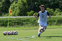 Rome, GA - Friday, June 21, 2019:  Shea Hammond during a Para 7 USMNT training session.
