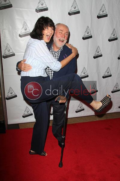 Kathy Buckley, Robert David Hall<br /> at the 2014 Media Access Awards, Beverly Hilton Hotel, Beverly Hills, CA 10-16-14<br /> David Edwards/DailyCeleb.com 818-249-4998