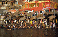 The Ghats of the Ganges