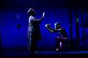 "London, UK. 21/07/2011.  ""FELA!"" opens at Sadler's Wells. FELA! is a provocative hybrid of dance, theatre and music exploring the extravagant world of Afrobeat legend Fela Kuti. Photo credit: Jane Hobson"