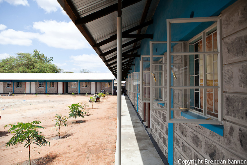 Lodging at the Dadaab market. The management committee runs the lodgings on behalf of the community. It rents rooms at 500 shillings per night and has generated more than 100,000 Kenyan Shillings between Aug 12 and October 4, 2011. Money is set aside for maintaining generators and facilities and  extra money wil be used to pay school fees and help the indigent and poor according to Rwn Abdi the treasurer of the management committee.