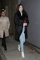 FEB 08 Jeremy Scott's NYFW Fashion Show Arrivals