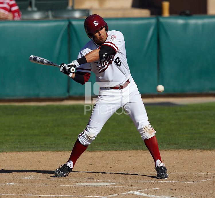 Stanford, CA; Sunday February 19, 2012: Baseball, Stanford vs Vanderbilt.