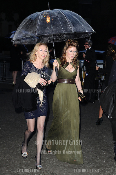 Hayley Westenra arriving for the Classic Brit Awards 2012 at the Royal Albert Hall, London. 02/10/2012 Picture by: Steve Vas / Featureflash