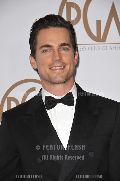 Matt Bomer at the 26th Annual Producers Guild Awards at the Hyatt Regency Century Plaza Hotel.<br /> January 24, 2015  Los Angeles, CA<br /> Picture: Paul Smith / Featureflash