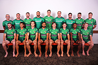 2018 Manawatu Men's Sevens team photo at Holiday Inn in Rotorua, New Zealand on Friday, 12 January 2018. Photo: Dave Lintott / lintottphoto.co.nz