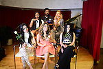 MIAMI, FL - MAY 01: (EXCLUSIVE COVERAGE) Normani Kordei, Lauren Jauregui, Ally Brooke Hernandez, Dinah Jane Hansen, Camila Cabello of Fifth Harmony poses for portrait with photographer Johnny Louis (center Top) on May 1, 2015 in Miami, Florida. ( Photo by Johnny Louis / jlnphotography.com )