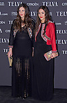 "Madrid, Spain: 06-11-2012 -TATIANA SANTO DOMINGO AND DANA ALIKHANI (Muzungu sisters).attend the Telva Fashion Awards..They were presented with a special  award for solidatiry fashion.Mandatory Credit Photo: ©NEWSPIX INTERNATIONAL..                 **ALL FEES PAYABLE TO: ""NEWSPIX INTERNATIONAL""**..IMMEDIATE CONFIRMATION OF USAGE REQUIRED:.Newspix International, 31 Chinnery Hill, Bishop's Stortford, ENGLAND CM23 3PS.Tel:+441279 324672  ; Fax: +441279656877.Mobile:  07775681153.e-mail: info@newspixinternational.co.uk"