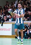 Stockholm 2013-10-16 Handboll Elitserien Hammarby IF - LUGI :  <br /> Hammarby 10 Josef Pujol<br /> (Foto: Kenta J&ouml;nsson) Nyckelord:  portr&auml;tt portrait