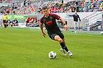 Augsburgs Florian Niederlechner #7<br /><br />1. Fussball Bundesliga 33. Spieltag - Fortuna Duesseldorf vs. FC Augsburg 20.06.2020<br /><br /><br /><br />(Foto: Sebastian Sendlak / wave.inc/POOL/ via Meuter/Nordphoto)<br /><br />DFL regulations prohibit any use of photographs as image sequences and/or quasi-videos.<br /><br />EDITORIAL USE ONLY<br /><br />National and international News-Agencys OUT.