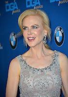 Nicole Kidman at the 69th Annual Directors Guild of America Awards (DGA Awards) at the Beverly Hilton Hotel, Beverly Hills, USA 4th February  2017<br /> Picture: Paul Smith/Featureflash/SilverHub 0208 004 5359 sales@silverhubmedia.com