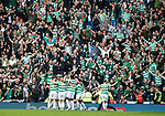 Celtic celebrate their goal