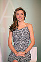 Miranda Kerr attends press conference for Kora Organics