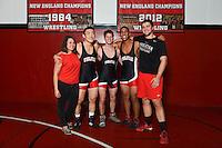 Wesleyan Wrestling Team & Individual 10/28/2015