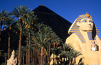 Luxor Hotel on the Strip, Las Vegas Nevada , USA
