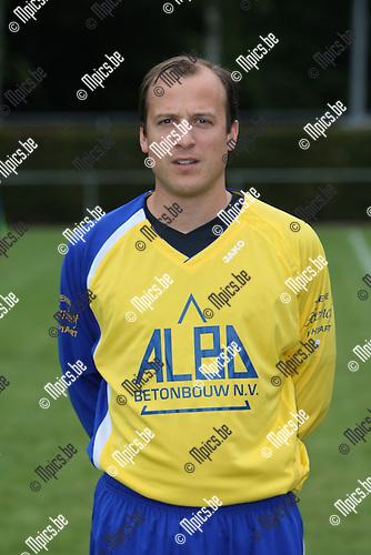 2008-07-18 / Voetbal / seizoen 2008-2009 / FC De Kempen / Benjamin Van Agt..Foto: Maarten Straetemans (SMB)