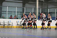 Pottstown Roller Derby Rockstars vs Black Rose Rollers