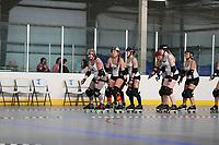 Pottstown Roller Derby Rockstars vs Black Rose Rollers