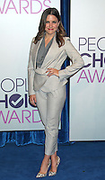Sophia Bush attends The People's Choice Awards 2013 Nominations Press Conference - Los Angeles