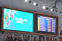 OLYMPICS: SOCHI: Adler Arena, 16-02-2014, Ladies' 1500m, results, ©photo Martin de Jong