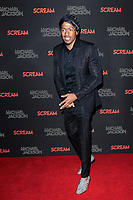 LOS ANGELES - OCT 24: Nick Cannon at The Estate of Michael Jackson and Sony Music present Michael Jackson Scream Halloween Takeover at TCL Chinese Theatre IMAX on October 24, 2017 in Los Angeles, California