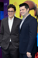 "LOS ANGELES - FEB 2:  Phil Lord, Christopher Miller at ""The Lego Movie 2: The Second Part"" Premiere at the Village Theater on February 2, 2019 in Westwood, CA"