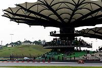 2nd November 2019; Sepang Circuit, Sepang Malaysia; MotoGP Malaysia, Qualifying Day;  The number 99 Repsol Honda Team rider Jorge Lorenzo during qualifying - Editorial Use