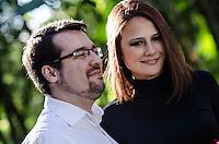 Karina e Guilherme