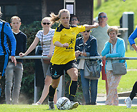 DVK Egem - Club Brugge Dames B :  Joyce Vandenhende <br /> Foto David Catry | VDB | Bart Vandenbroucke