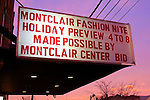 The annual Montclair Fashion Night filled the landmark Wellmont Theater with an evening of fashion and fun. Montclair's boutiques had a chance to strut their stuff in an event that featured four runway shows and a red carpet experience.