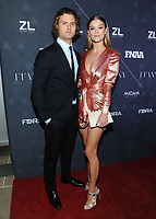 NEW YORK, NY - DECEMBER 4:  Jack Brinkley Cook and Nina Agdal at the 32nd FN Achievement Awards at the IAC Building in New York City on December 4, 2018.  <br /> CAP/MPI/JP<br /> &copy;JP/MPI/Capital Pictures