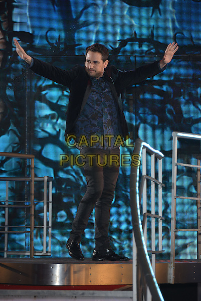 Anthony Kavana aka Kavana<br /> Celebrity Big Brother launch night on Wednesday, 7th January 2015, Borehamwood, Hertfordshire.<br /> CAP/PL<br /> &copy;Phil Loftus/Capital Pictures