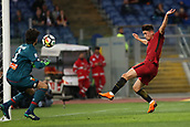 2018 Serie A Football Roma v Genoa Apr 18th