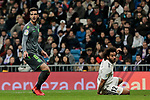 Real Sociedad's Mikel Merino during La Liga match between Real Madrid and Real Sociedad at Santiago Bernabeu Stadium in Madrid, Spain. January 06, 2019. (ALTERPHOTOS/A. Perez Meca)<br />  (ALTERPHOTOS/A. Perez Meca)
