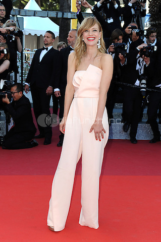 Heike Makatsch at the &acute;Mal de Pierres` screening during The 69th Annual Cannes Film Festival on May 15, 2016 in Cannes, France.<br /> CAP/LAF<br /> &copy;Lafitte/Capital Pictures /MediaPunch ***NORTH AND SOUTH AMERICA ONLY***