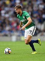 West Bromwich Albion's Jay Rodriguez<br /> <br /> Brighton 3 - 1 West Bromwich<br /> <br /> Photographer David Horton/CameraSport<br /> <br /> The Premier League - Brighton and Hove Albion v West Bromwich Albion - Saturday 9th September 2017 - The Amex Stadium - Brighton<br /> <br /> World Copyright &copy; 2017 CameraSport. All rights reserved. 43 Linden Ave. Countesthorpe. Leicester. England. LE8 5PG - Tel: +44 (0) 116 277 4147 - admin@camerasport.com - www.camerasport.com