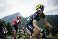 (later stage winner) Ion Izagirre (ESP/Movistar) in the breakaway<br /> <br /> Stage 20: Meg&egrave;ve &rsaquo; Morzine (146.5km)<br /> 103rd Tour de France 2016
