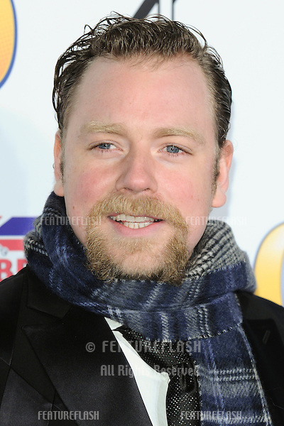 Rufus Hound arriving for the British Comedy Awards 2011 at Fountains Studios, Wembley, London. 19/12/2011 Picture by: Steve Vas / Featureflash
