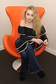 HOLLYWOOD, FL -  AUGUST 04: Sabrina Carpenter poses for a portrait at radio station Hits 97.3 Live on August 4, 2017 in Hollywood, Florida. Photo by Larry Marano © 2017