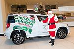 Celtic Manor Resort Christmas Kingdom 2014<br /> Capitol Skoda<br /> 18.11.14<br /> &copy;Steve Pope-FOTOWALES