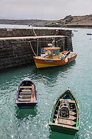 Europe/France/Normandie/Basse-Normandie/50/Manche/Cap de la Hague/Omonville-la-Rogue: Le port du Hâble // Europe/France/Normandie/Basse-Normandie/50/Manche/Cap de la Hague/Omonville-la-Rogue:  Le Hable Harbour