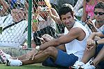 DB BRUNICO (BZ) 17/07/2007 - AMICHEVOLE / INTER-NAZIONALE OLIMPICA CINESE / FIGO / FOTO SPORT IMAGE..Training..Training - Internazionale..1st January, 1970..--------------------..Sportimage +44 7980659747..admin@sportimage.co.uk..http://www.sportimage.co.uk/