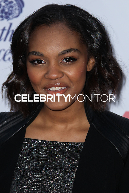 HOLLYWOOD, CA - DECEMBER 01: China Anne McClain of the McClain Sisters arriving at the 82nd Annual Hollywood Christmas Parade held at Hollywood Boulevard on December 1, 2013 in Hollywood, California. (Photo by Xavier Collin/Celebrity Monitor)