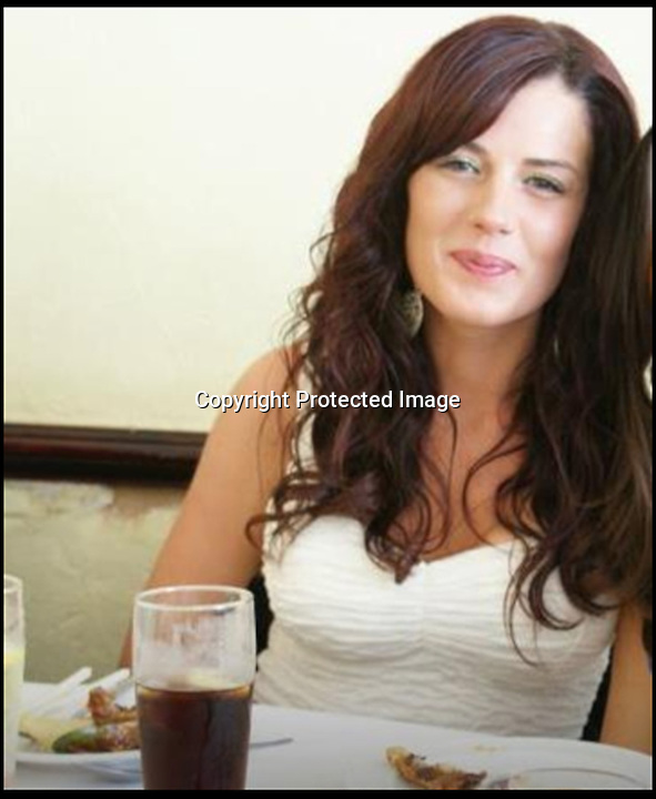 BNPS.co.uk (01202 558833)<br /> Pic: BNPS<br /> <br /> Tragic Gemma Moss(31) from Bouremouth, Dorset - killed by cannabis.<br /> <br /> A mother-of-three is believed to have become the first woman in Britain to die directly from canabis poisoning.<br /> <br /> Gemma Moss, a 31-year-old churchgoer, collapsed in bed after smoking a cannabis cigarette that led her to have moderate to high levels of the class B drug in her system.<br /> <br /> Tests of her vital organs found nothing wrong with them although it was suggested she might have suffered a cardiac arrest triggered by cannabis toxicity.<br /> <br /> Miss Moss' death was registered as cannabis toxicity and a coroner has recorded a verdict of death by cannabis abuse.